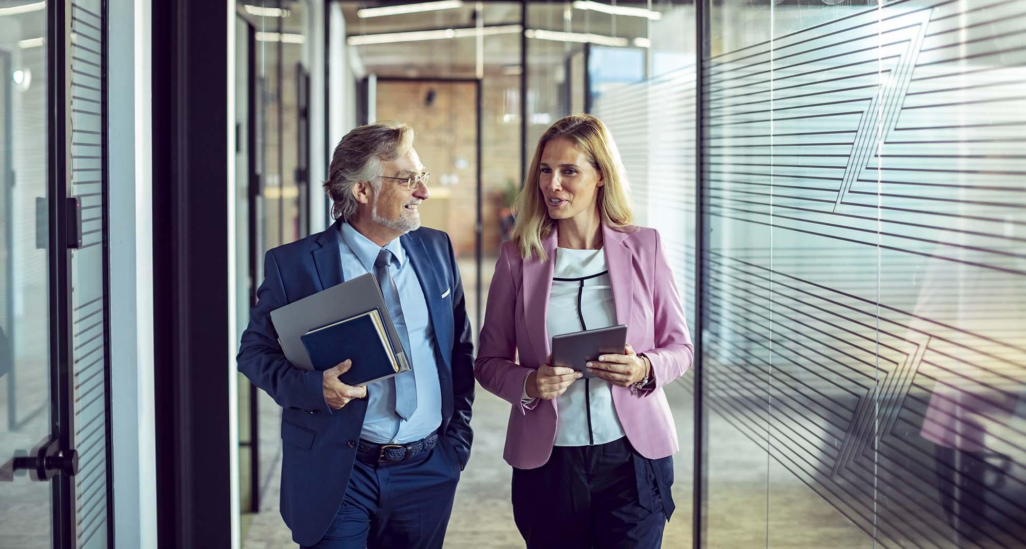 Digitale Meetingkultur in Großunternehmen